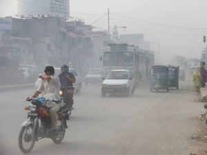 road-pollution